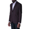 Blue Loro Piana Boucle Sport Jacket