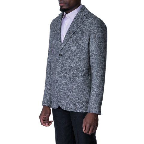 Cornflower Tweed Sport Jacket