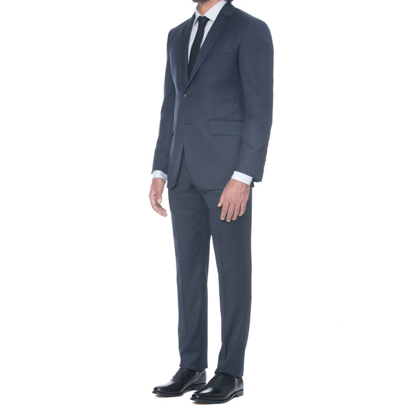 Navy 9oz Wool Suit - Sydney's, Toronto, Bespoke Suit, Made-to-Measure, Custom Suit,