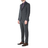 Arctic Grey Melange Suit