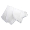White Pocket Square, Set of 3