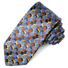 Berry Dot Jacquard Silk Tie