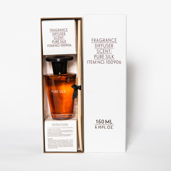 Room Fragrance Diffuser, Pure Silk