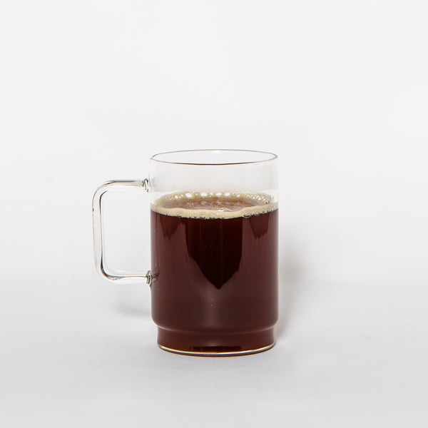 Stackable Glass Mug