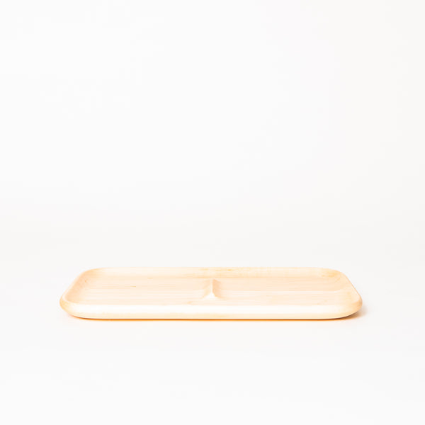 Nocturn Catch Tray, Maple