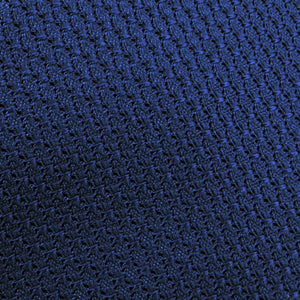 Azure Blue Silk Grenadine Tie - Sydney's, Toronto, Bespoke Suit, Made-to-Measure, Custom Suit,