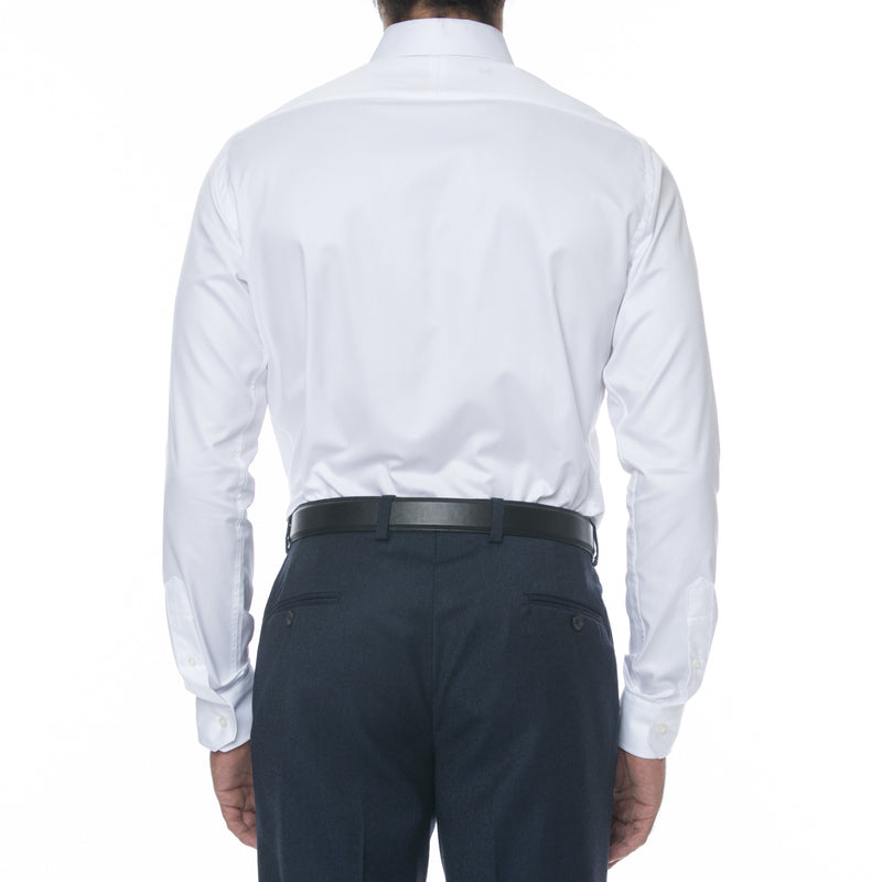 White Dress Shirt - Sydney's, Toronto, Bespoke Suit, Made-to-Measure, Custom Suit,