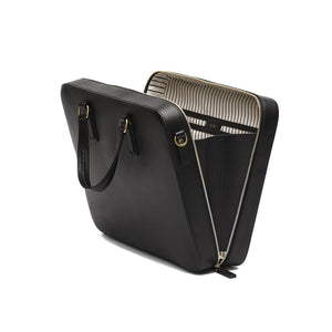 Morris Briefcase Bag - Sydney's, Toronto, Bespoke Suit, Made-to-Measure, Custom Suit,