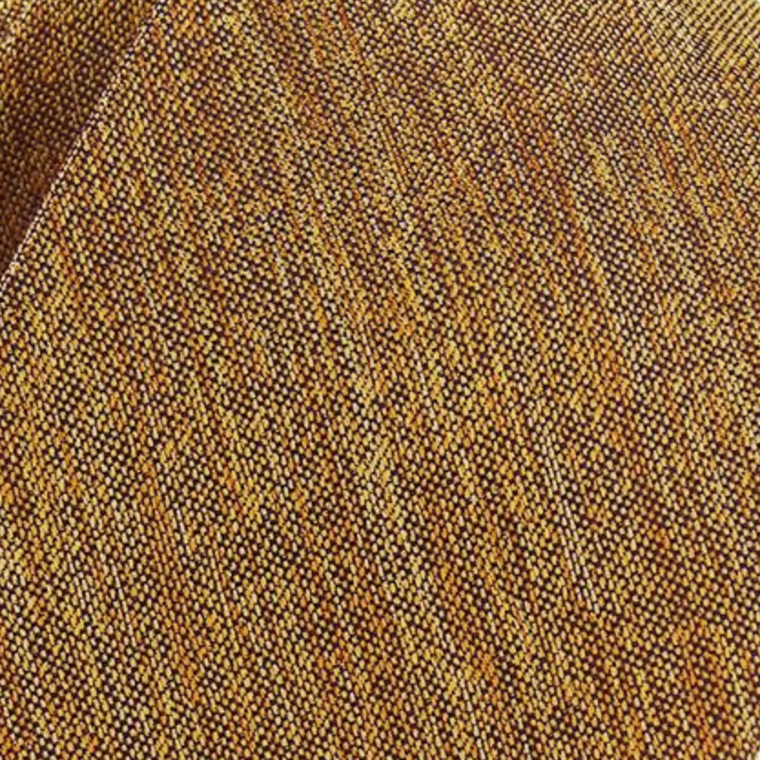 Gold Melange Solid Silk Tie - Sydney's, Toronto, Bespoke Suit, Made-to-Measure, Custom Suit,