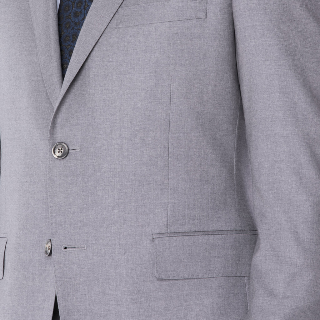 Stone Grey Suit - Sydney's, Toronto, Bespoke Suit, Made-to-Measure, Custom Suit,