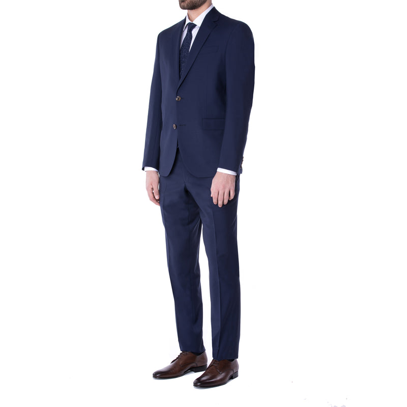 Ink Blue Suit - Sydney's, Toronto, Bespoke Suit, Made-to-Measure, Custom Suit,