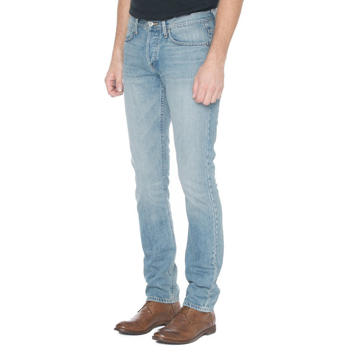 Indigo Light Fade Slight Fit Indigo Denim Jeans