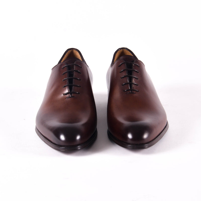 Made In Italy Wholecut Oxford Dress Shoes
