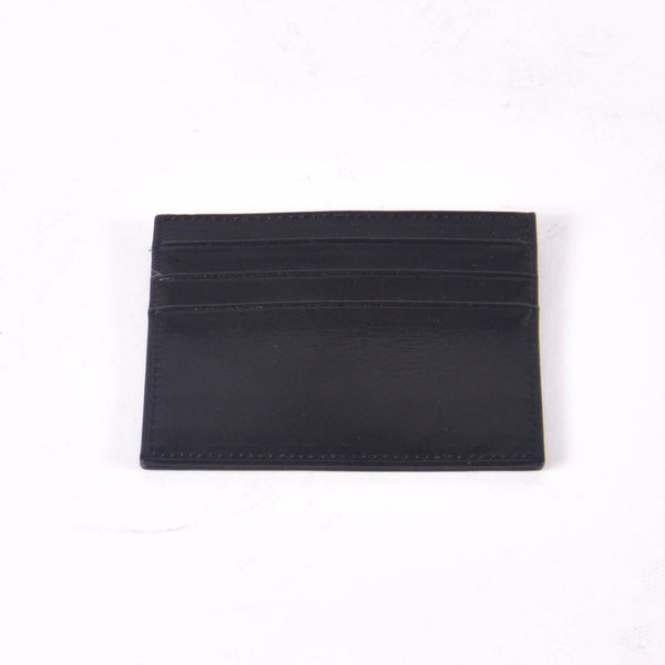 Leather Cardholder, Black