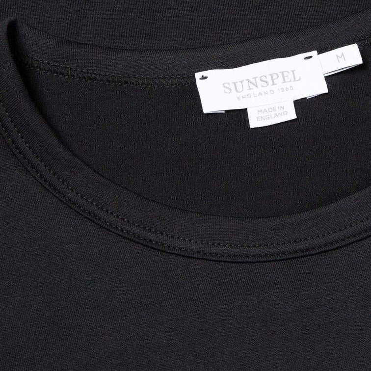 Sunspel S/S Classic Crew Neck T-Shirt - Sydney's, Toronto, Bespoke Suit, Made-to-Measure, Custom Suit,