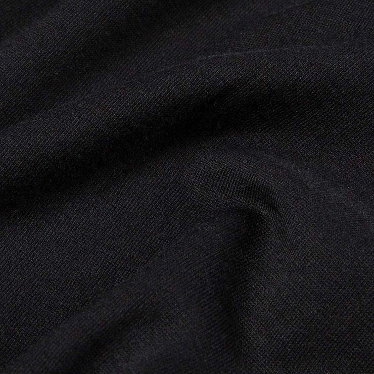 Black L/S Classic Crew Neck T-Shirt - Sydney's, Toronto, Bespoke Suit, Made-to-Measure, Custom Suit,