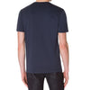 Navy S/S Classic Crew Neck T-Shirt - Sydney's, Toronto, Bespoke Suit, Made-to-Measure, Custom Suit,
