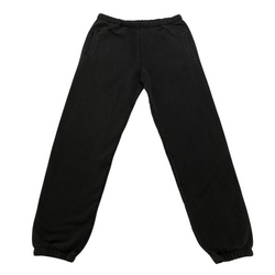 ON-LINE EXCLUSIVE 16 oz Cotton Fleece Sweatpant, Black Sand