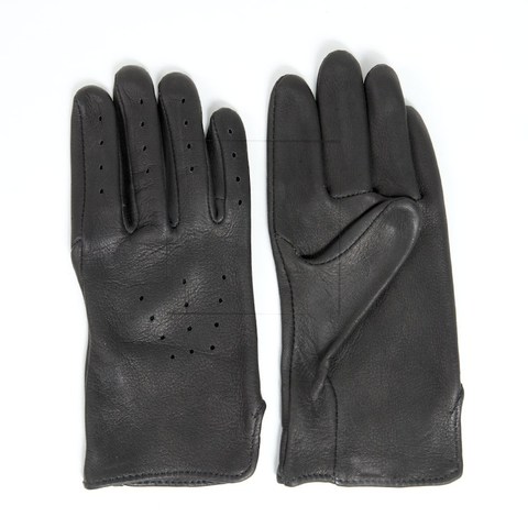 Natural Deerskin Driving Gloves