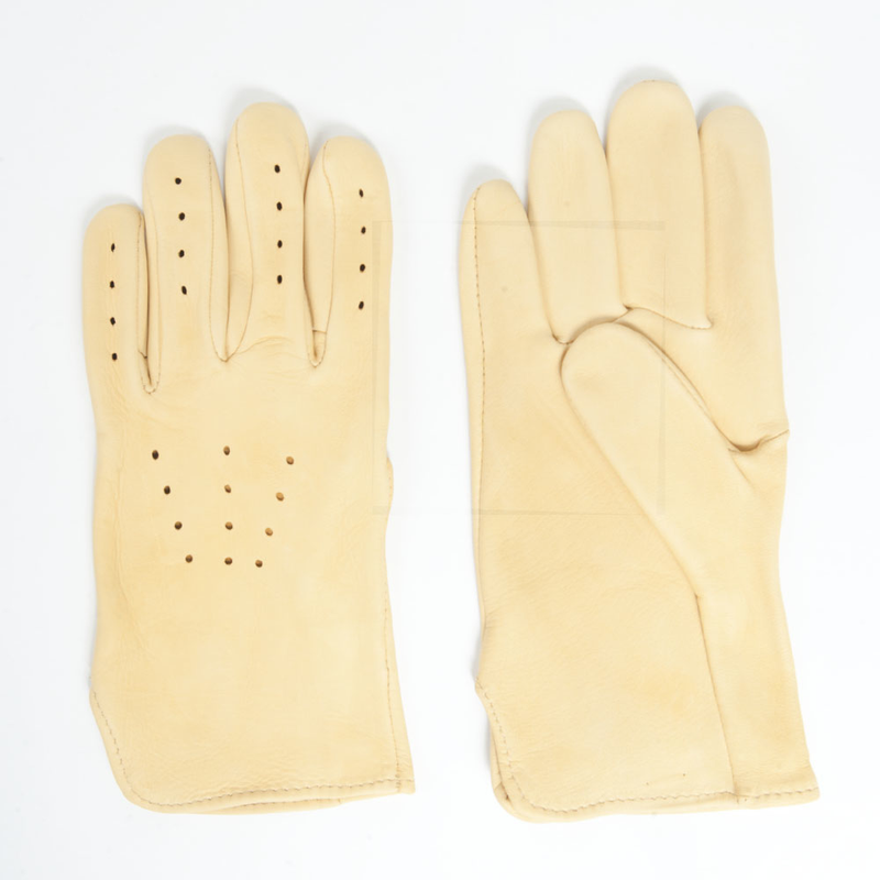 Natural Deerskin Driving Gloves - Sydney's, Toronto, Bespoke Suit, Made-to-Measure, Custom Suit,