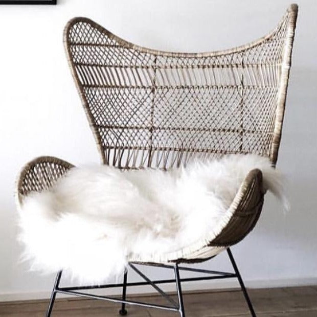 Egg Chair Hk Living.Egg Chair Natural Bohemian Braid