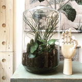 Big mini garden vase with plants sold by hk living usa