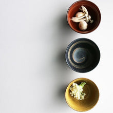 set of 3 japanese inspired matcha bowls
