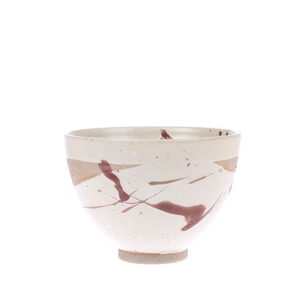 kyoto ceramics spatter bowl with new colors