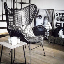 Egg Chair - black