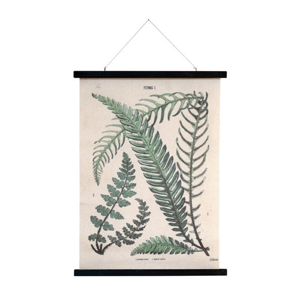 school chart wall art botanical hk living usa