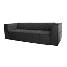 canvas couch charcoal hk living usa