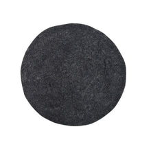 seat cover felt charcoal round hk living usa