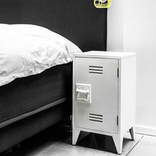Night stands- white | set of 2