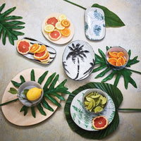 decoration idea for table setting with hk living ceramics