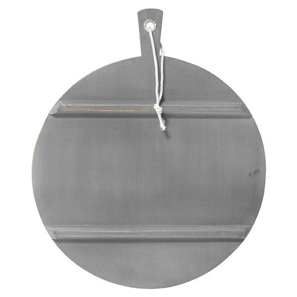 breadboard round large grey hk living usa