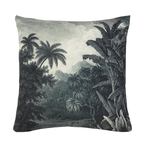 Printed cushion - jungle