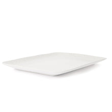 white speckled ceramic tray