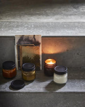 soy candle in glass jars hk living USA
