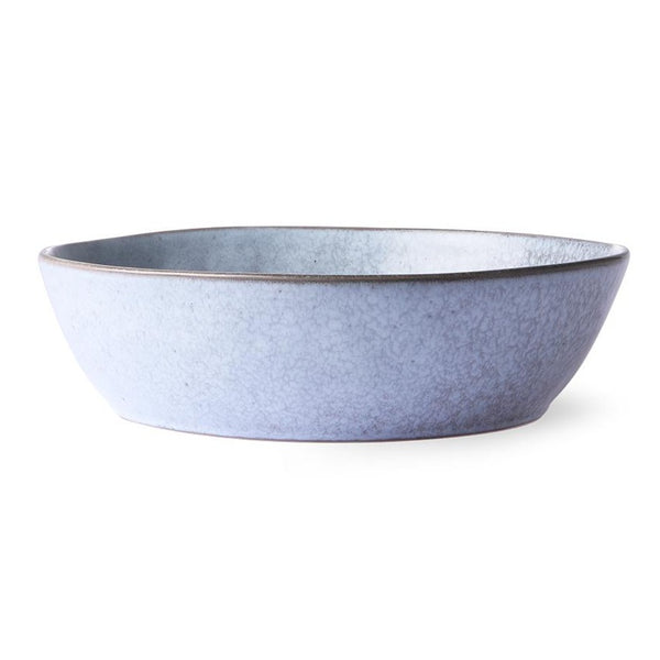 ceramic bowl in grey tones