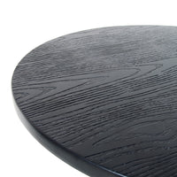 black table top with bamboo look hk living usa
