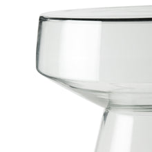 top of glass side table