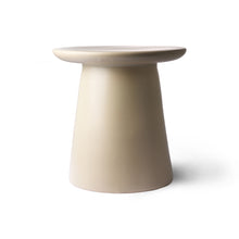 earthenware delicate side table