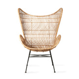 MZM4624 rattan egg chair bohemian braid