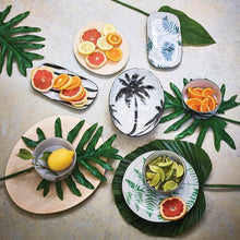 idea for table setting with jungle theme