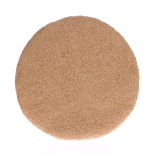 camel colored seat cover
