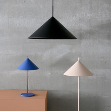 variation of triangle shaped lights