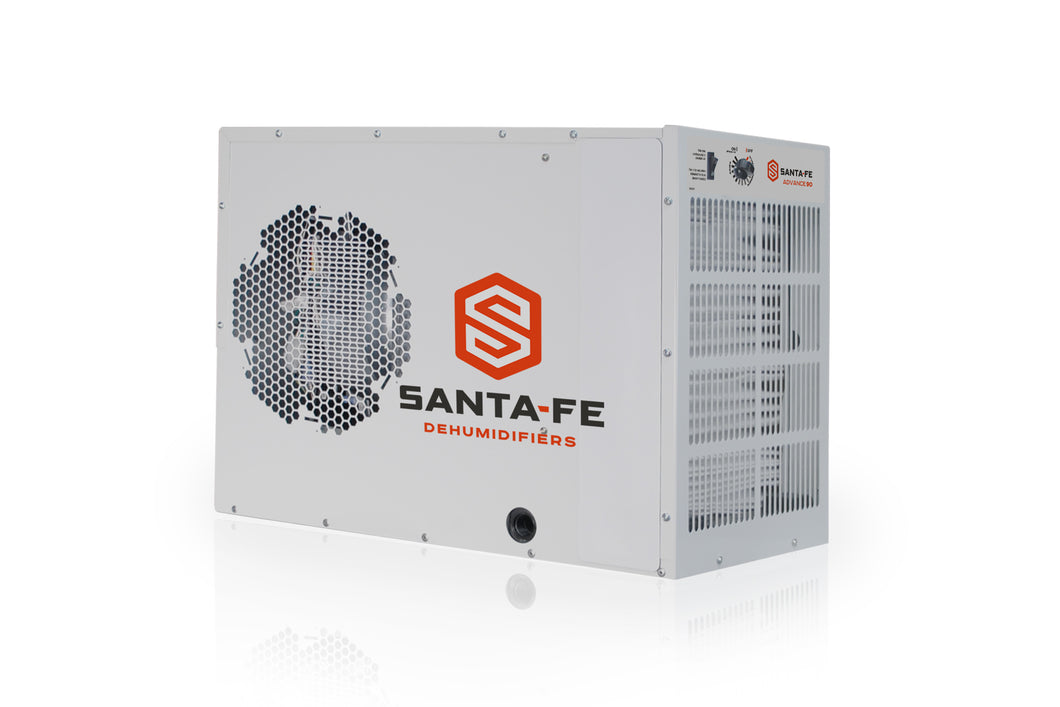 Re-manufactured Santa Fe Advance 90