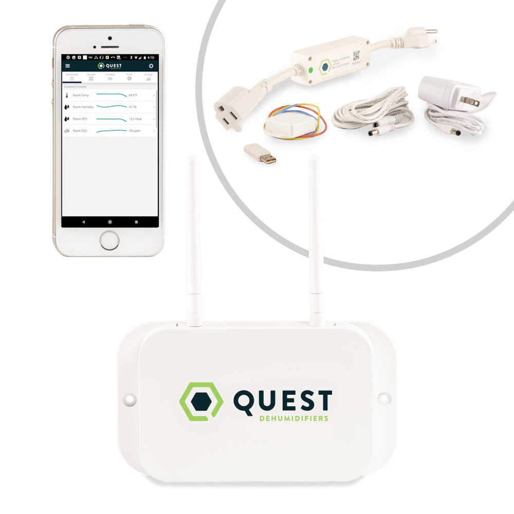 Quest Cloud Control  - Base Model