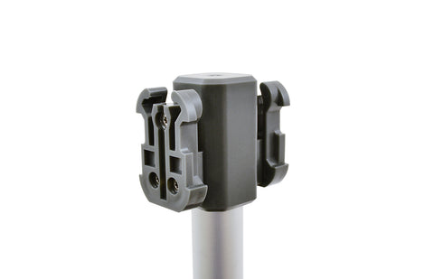 Adjustable Aluminum Extension Pole with Mounting Bracket