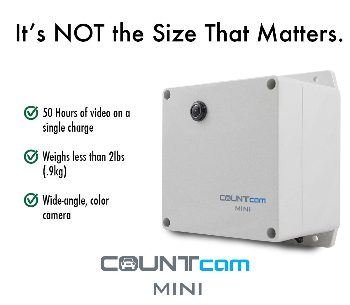 COUNTcam Mini